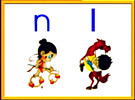 怎样区分鼻音L和边音N