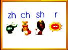 声母zh、ch、sh、r的发音秘诀